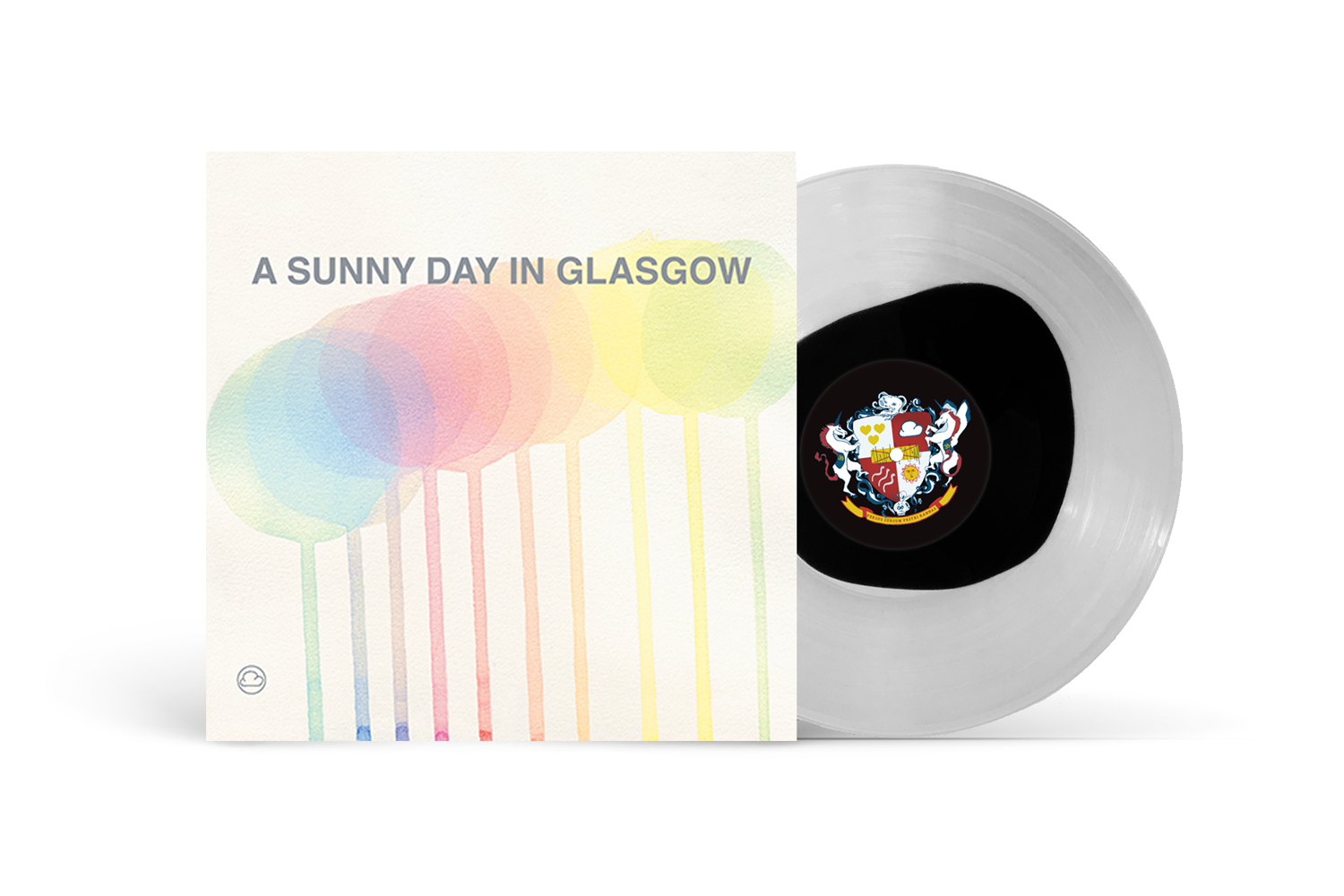 A Sunny Day in Glasgow_White
